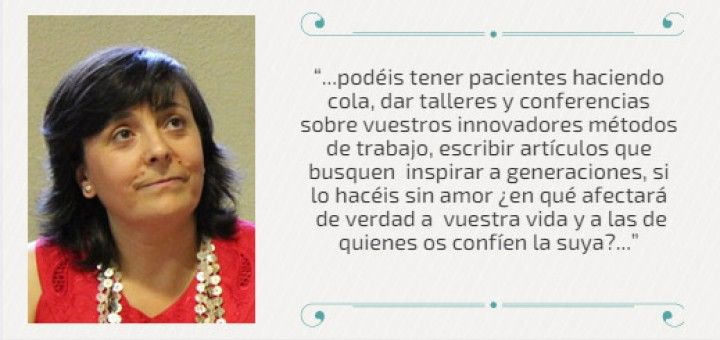Palabras de Carmen Gomez-Pimpollo