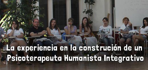 La experiencia en la formación de un psicoterapeuta humanista integrativo