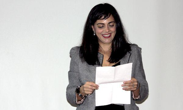 Eva Fontcuberta - Un discurso desde mi adulta