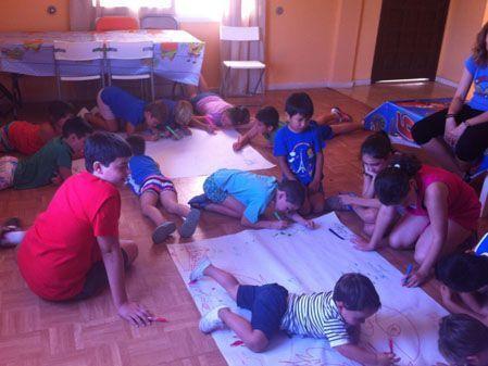 Canuca y Educarte - niños