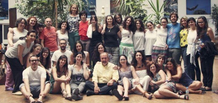 13ª promoción del máster de psicoterapia humanista integrativa y 11ª de counselling humanista integrativo