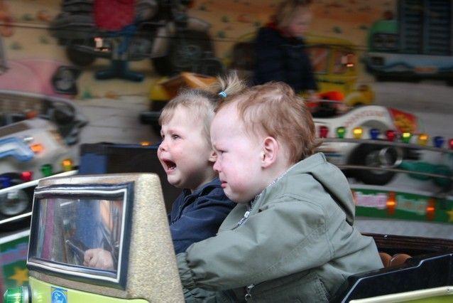 los miedos en los niños