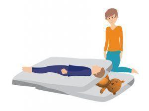 El paciente conecta con rabia al ver la carga que hay sobre su Niñ@